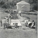 1950 Opening Preparation