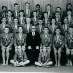 Swimming Team 1962
